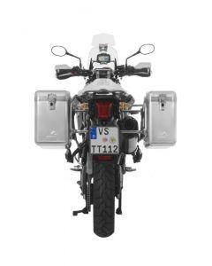 ZEGA Mundo système de coffre aluminium pour Triumph Tiger 800/ Tiger 800XC/ 800XCx