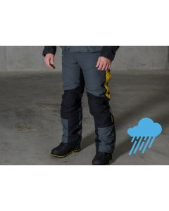 Compañero Weather, pantalon hommes, taille long 114, jaune