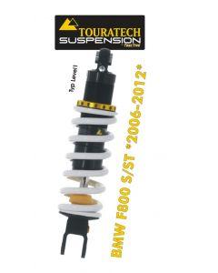 Ressort-amortisseur de suspension Touratech pour BMW F800S/ST 2006-2012 Typ Level1/Explore