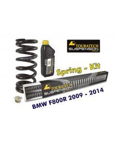 Ressorts de rechange progressifs Hyperpro pour fourche et ressort-amortisseur, BMW F800R 2009-2014 *ressort de rechange*