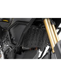 Protection de radiateur noir pour Yamaha Tenere 700