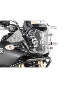 Protection de phare makrolon à attache rapide pour Yamaha Tenere 700 *OFFROAD USE ONLY*
