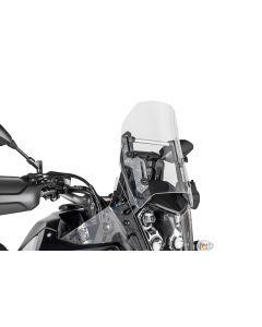 Réglage de bulle pour pare-brise d'origine pour Yamaha Tenere 700