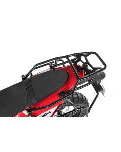 Support de coffres topcase ZEGA noir, inox pour Yamaha Tenere 700