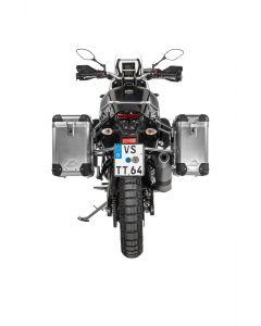 ZEGA Pro système de coffre aluminium pour Yamaha Tenere 700