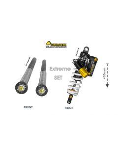 Touratech Suspension WTE abaissant -35mm Type Extreme pour Yamaha 700 Tenere à partir de 2019