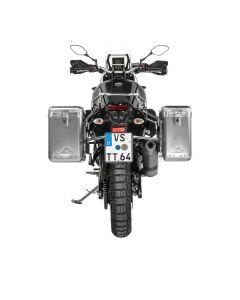 ZEGA Mundo système de coffre aluminium pour Yamaha Tenere 700