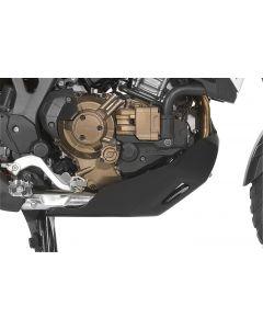 Sabot moteur RALLYE pour Honda CRF1000L Africa Twin, noir