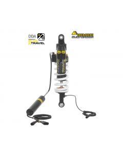 """Ressort-amortisseur de suspension Touratech """"arrière"""" DDA/Plug & Travel pour BMW R1200GS/R1250GS à partir de 2017"""