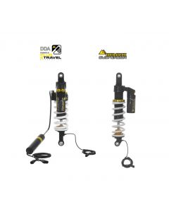 Kit de suspension Touratech DDA/Plug & Travel pour BMW R1200GS/R1250GS Adventure à partir de 2017