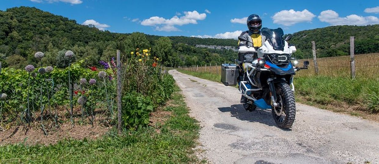 Changements chez Touratech en France